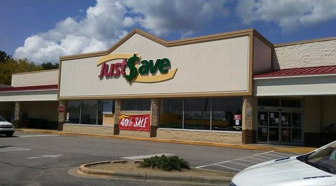 just save foods survey Outside